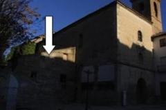 Casa junto Iglesia