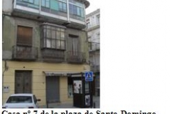 Casa nº 7 Plaza Sto_ Domingo