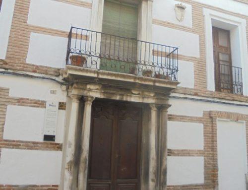 HA COMENZADO EL DESPLOME DE LAS CUBIERTAS DEL PALACIO DE LOS MARQUESES DE CADIMO (1802)