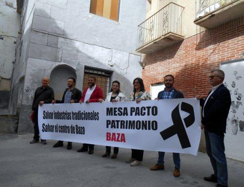 """LA """"MESA POR EL PATRIMONIO"""" PROPONE LA RECUPERACIÓN, Y LA PUESTA EN VALOR, DE LAS INDUSTRIAS TRADICIONALES BASTETANAS"""