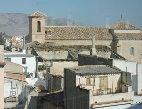 El incumplimiento de la Ley del Patrimonio por parte de la Junta y del Ayuntamiento en el convento de San Jerónimo, edificio declarado BIC
