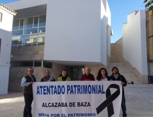 SOS, LA ALCAZABA DE BAZA DESAPARECE