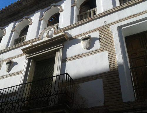"""""""BAZA HISTÓRICA"""" SOLICITA LA ORDEN DE EJECUCIÓN DE OBRAS URGENTES EN EL PALACIO DE LOS MARQUESES DE CADIMO, BIC INCOADO"""