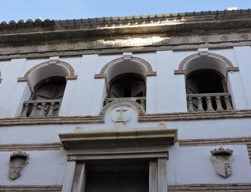 ¿PASARÁ EL RUINOSO PALACIO DE LOS MARQUESES DE CADIMO A PROPIEDAD MUNICIPAL?