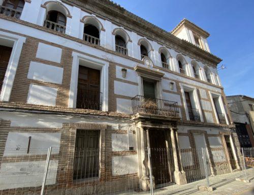 CULTURA OBLIGA AL CONSISTORIO. EL PALACIO DE LOS MARQUESES DE CADIMO PASA A PROPIEDAD MUNICIPAL