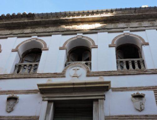 SOS, SIGUE LA RUINA EN EL PALACIO DE LOS MARQUESES DE CADIMO, MONUMENTO RECIENTEMENTE DECLARADO BIC (16/03/2021)
