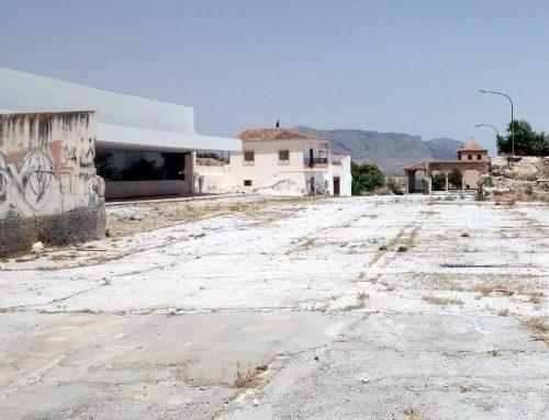 GRANDES ERRORES Y ATENTADOS CONTRA LA ALCAZABA EN EL PLAN DE RECUPERACIÓN