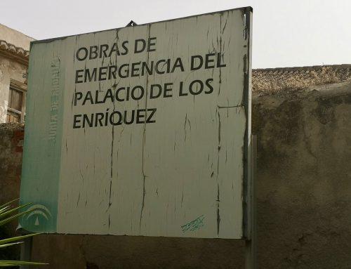 EL AYUNTAMIENTO PIDE AL MINISTERIO AYUDA PARA RECUPERAR EL PALACIO DE LOS ENRIQUEZ Y PROMETE SU APERTURA DE FORMA PARCIAL